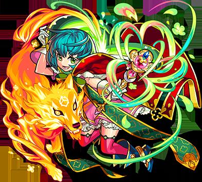 火属性 ★6 おとぎの魔法少女 赤ずきんノンノ