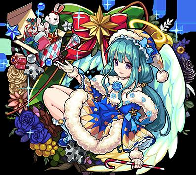水属性 ★6 慈愛の聖夜天使 ラファエル