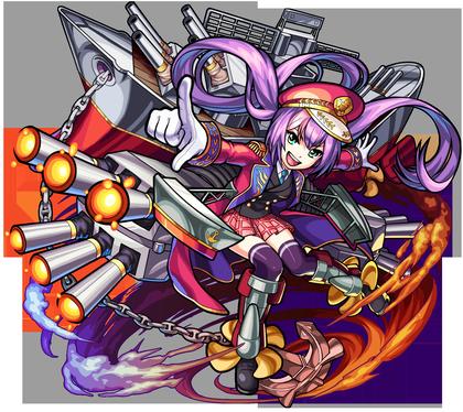ボルチモア神化超弩級艦砲 モンタナ