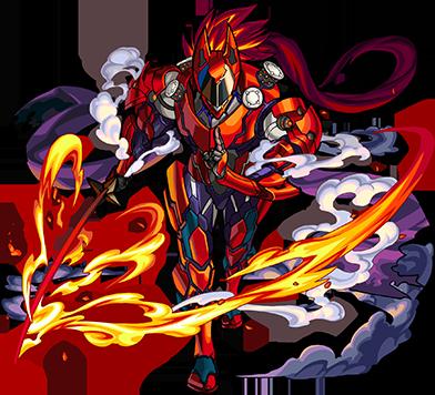 火属性 ★6 極ノ忍 HANZO