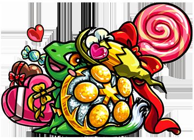 モンスト攻略バレンタインイベント&獣神玉1