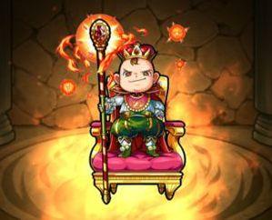 モンストリセマラ当たりランキング王様 ビービィ