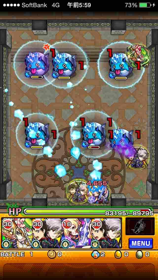 攻略『覇者の塔★27階』適正&ギミック1 (2)