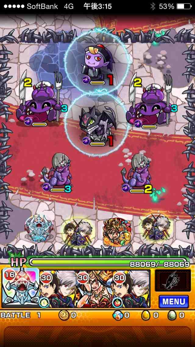 闇ムラサメギミック攻略11