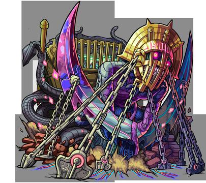 覇者の塔バベルの立ち絵画像