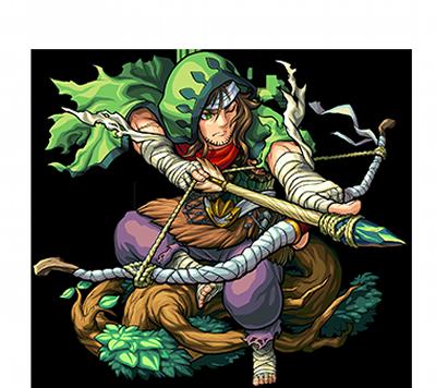 木属性 ★5 ロビン・フッド(進化前)