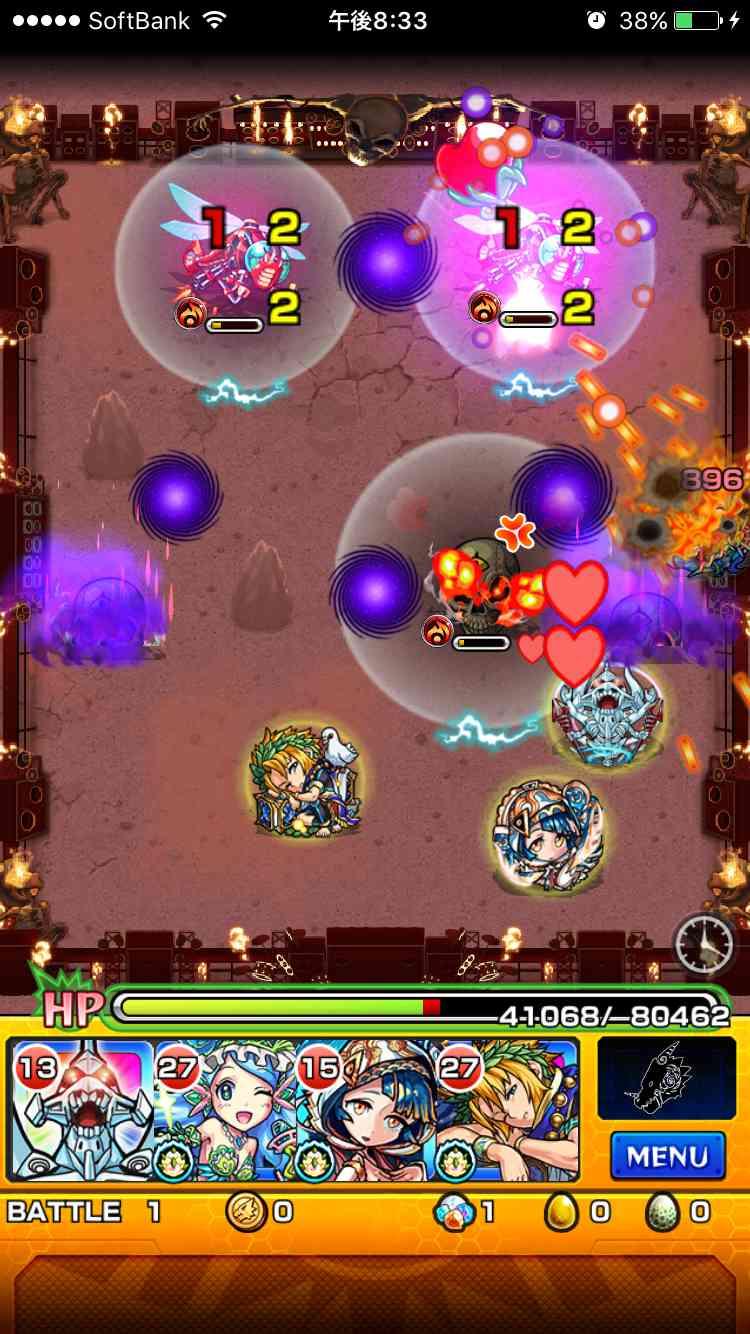 13バトル_ニルヴァーナ闘神超絶ギミック攻略