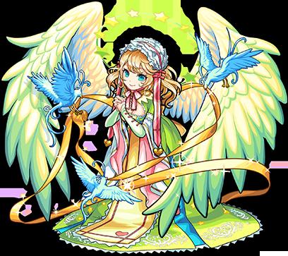木属性 ★6 白衣の天使 ナイチンゲール(神化合体後)