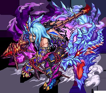 闇属性 ★6 呪竜の狂王 ジークフリート