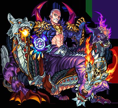 闇属性 ★6 厳粛なる冥界の覇王 ハデス