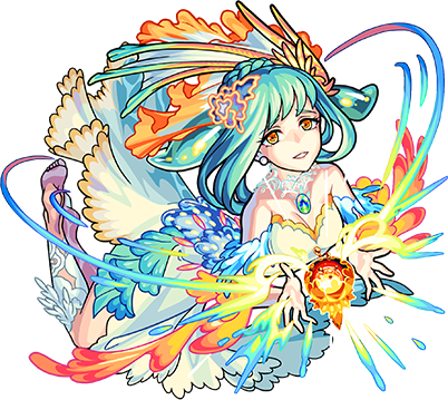 光属性 ★6 永遠の海の少女 キスキル・リラ(獣神化)
