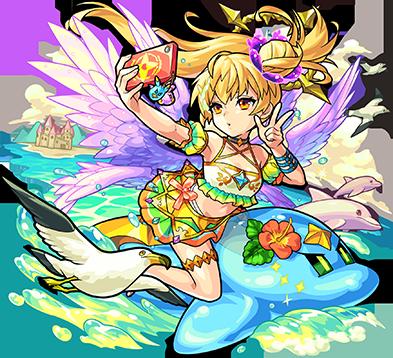 真夏の水上天使 メタトロンα(獣神化後)
