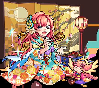 新春ソロモン_新年の幸せを願う者 ソロモン(神化)