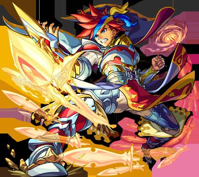 至高の聖剣 エクスカリバー(進化後)